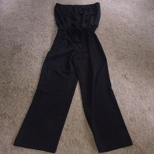 Black loft jumpsuit